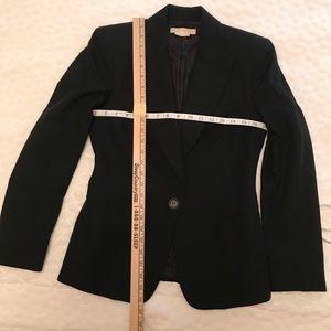 Classy jacket.